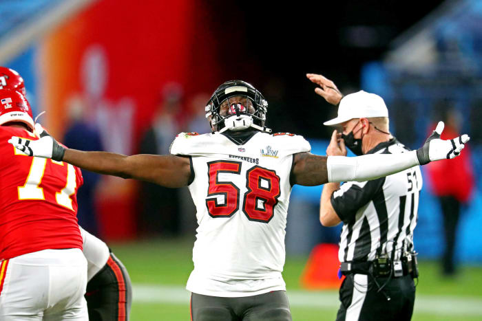 Tampa Bay Buccaneers: pay that man his money