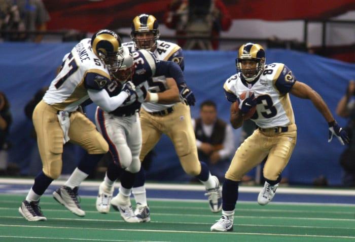 Super Bowl XXXVI: Patriots vs. Rams