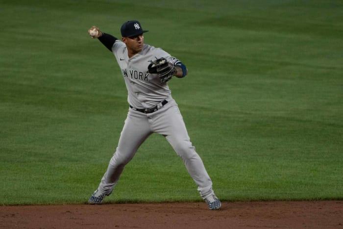 Yankees de Nueva York: Gleyber Torres, SS