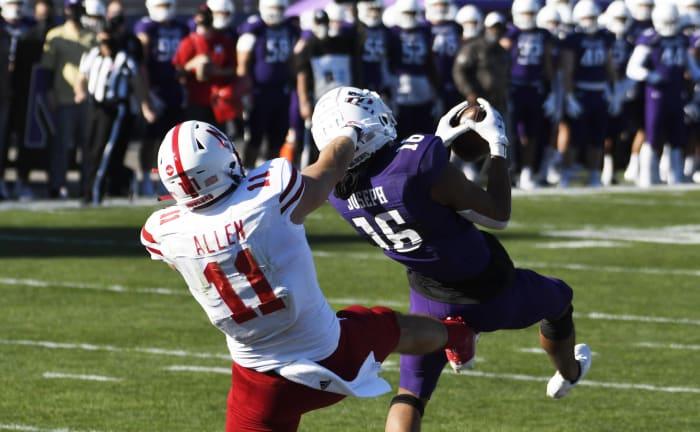 No. 23 Northwestern (3-0) at Purdue (2-0), Saturday, 7:30 p.m., Big Ten Network