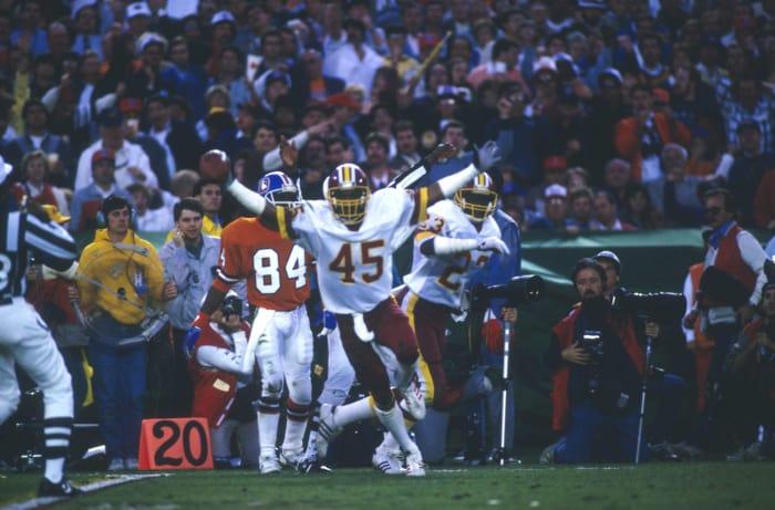 Barry Wilburn: Super Bowl XXII