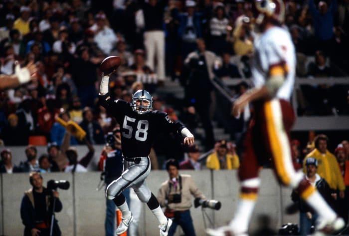 Jack Squirek: Super Bowl XVIII