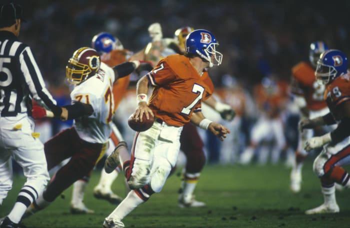 Super Bowl XXII: Denver vs. Washington