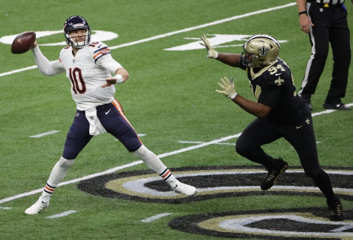 Chicago: What now at quarterback?