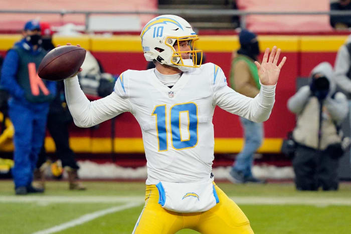 Los Angeles Chargers +2800