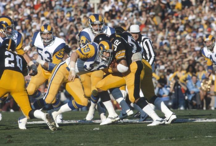 Super Bowl XIV: Steelers vs. Rams