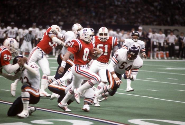 Super Bowl XX: Patriots vs. Bears