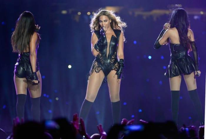 Super Bowl XLVII halftime show - Beyoncé