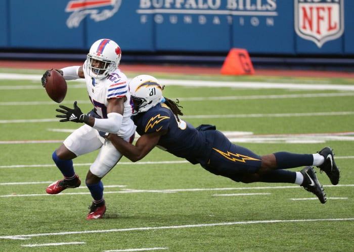 Once-elite Bills pass defense resurfaces