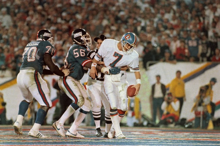 Super Bowl XXI: Broncos vs. Giants