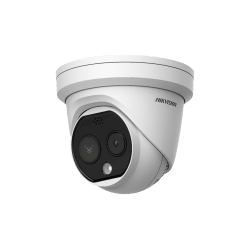 Hikvision DS-2TD1217-3/V1 3.1mm fixed lens thermal network turret