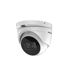 Hikvision DS-2CE56H5T-IT3ZE - 5 MP Ultra-Low Light VF PoC Turret Camera