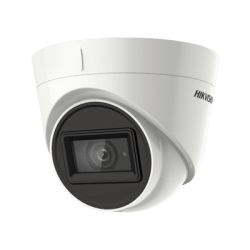 Hikvision DS-2CE78H0T-IT3FS 5MP fixed lens EXIR turret camera wit