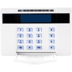 Pyronix EUR-064CL - Pyronix wired EUR-064CL LCD Keypad LCD with proximity reader