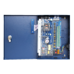 Zenith Security Co. ZS-DC121832 18 Way CCTV power supply