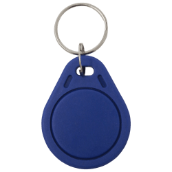 Hikvision IC-S50/Fob Contactless blue key fob for use with  inter