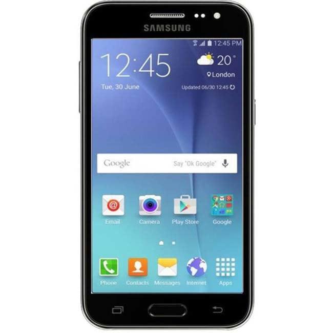 SAMSUNG Galaxy J2 (Black, 8 GB)